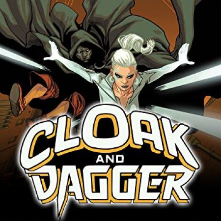 Cloak and Dagger: Marvel Digital Original - Shades of Gray (2018)