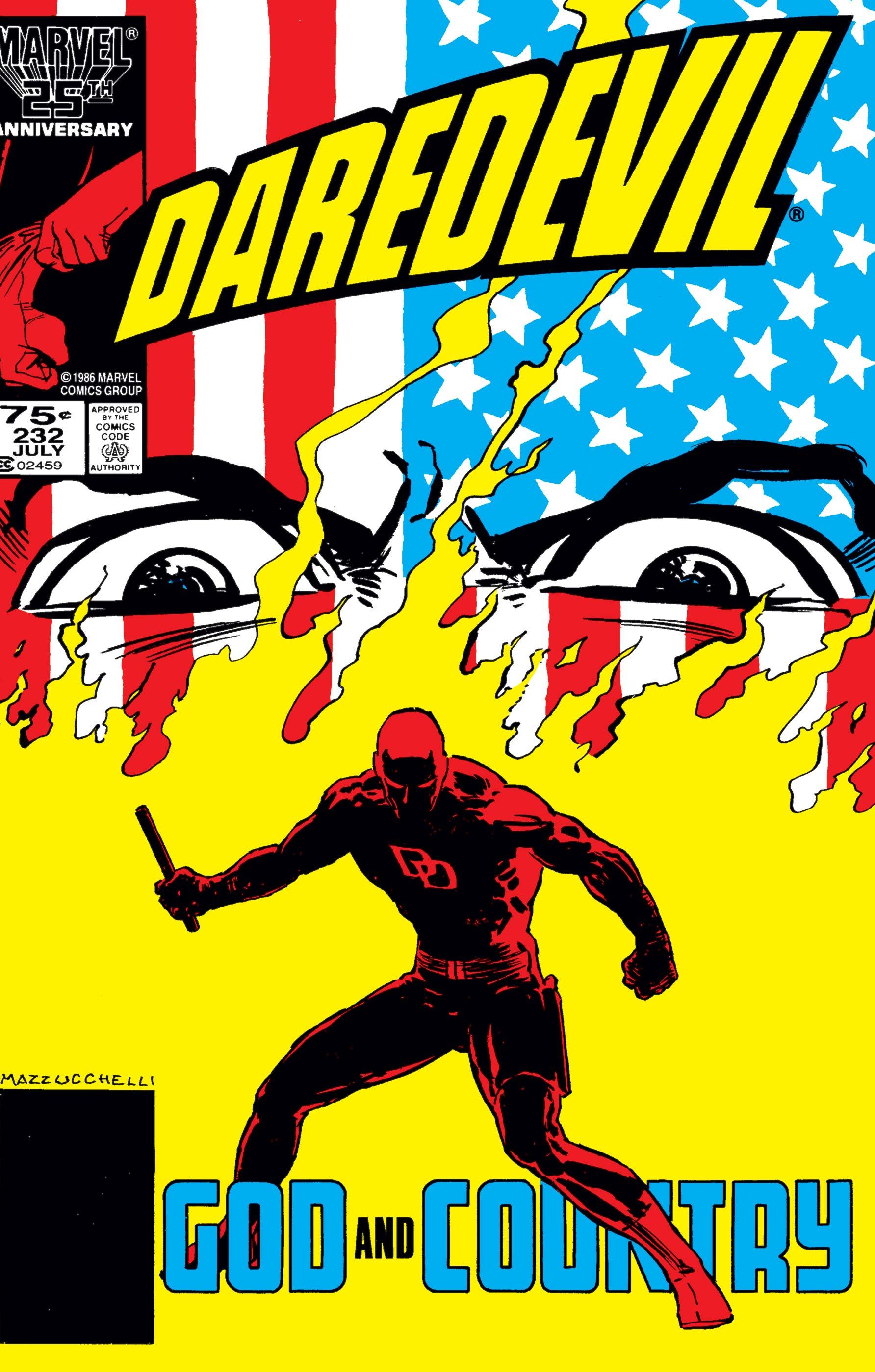 Daredevil (1964) #232