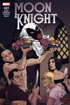cover from Moon Knight (2017) #197