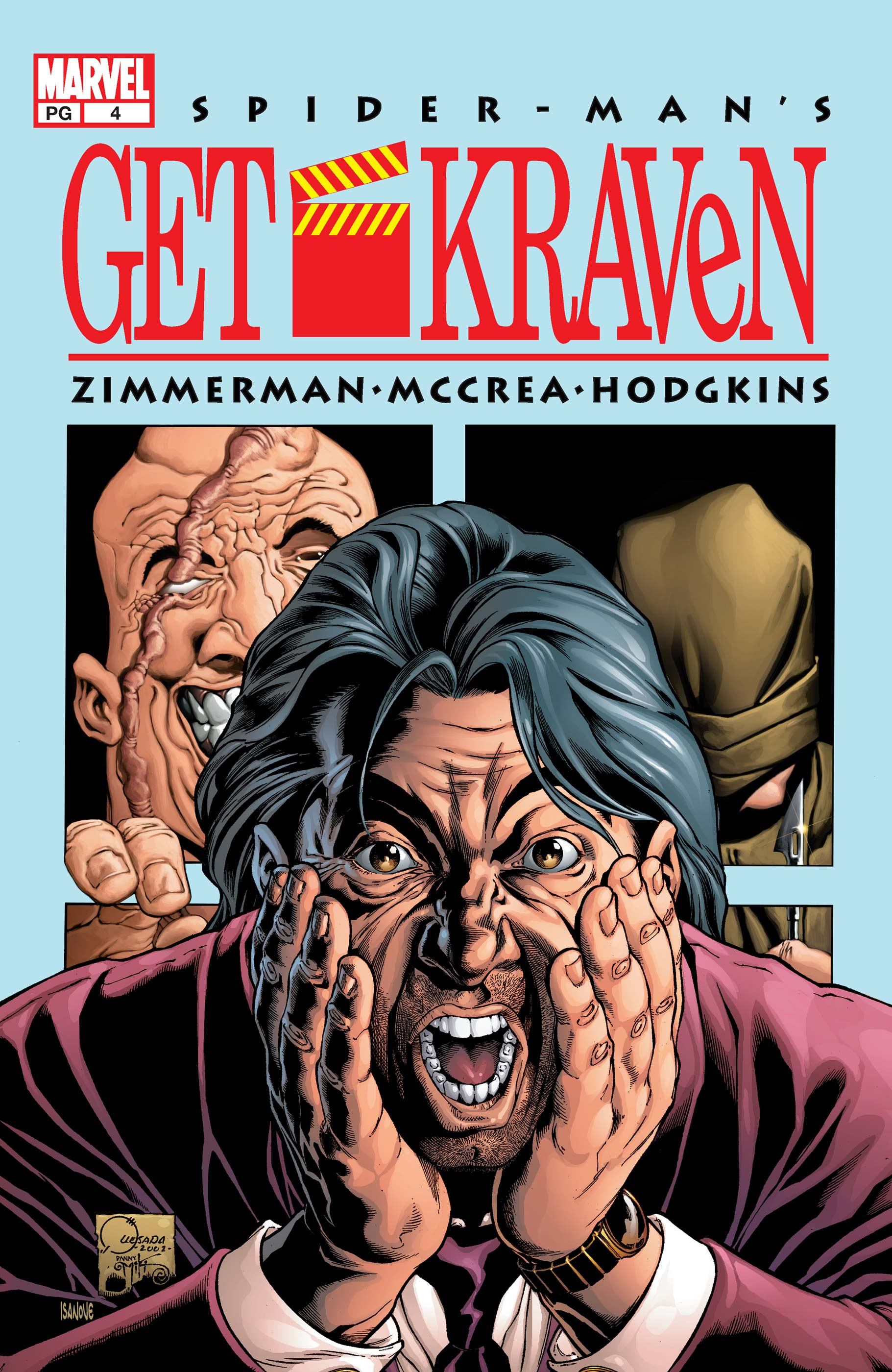 Spider-Man: Get Kraven (2002) #4