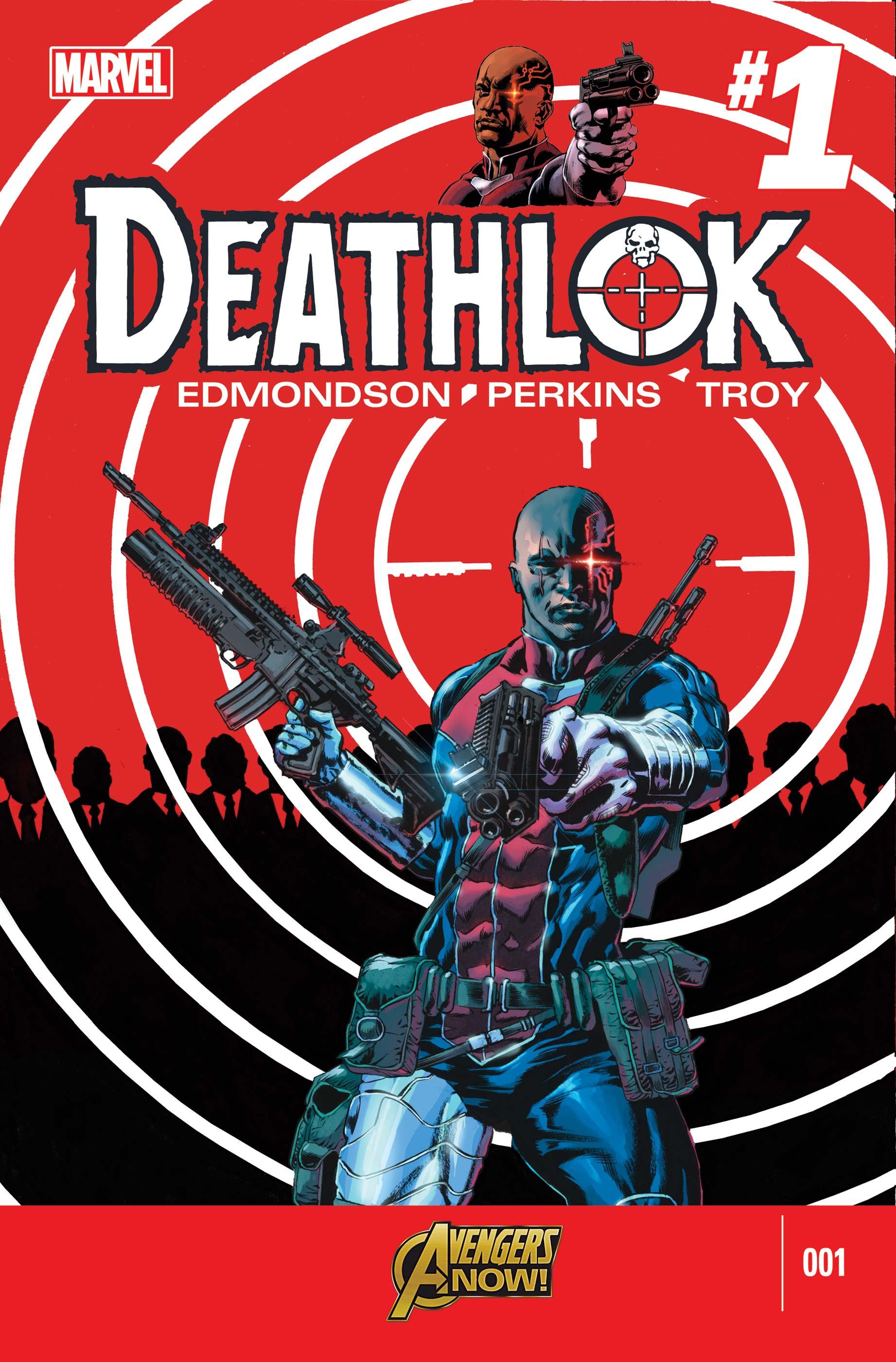 Deathlok (2014) #1