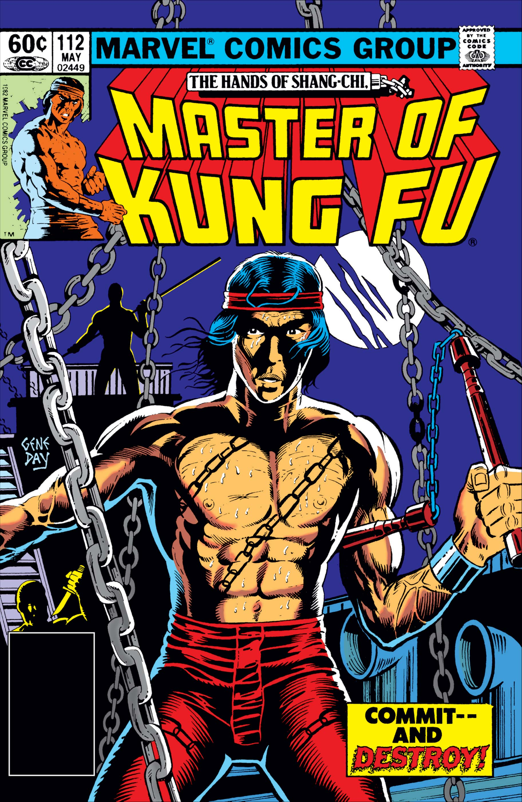 Master of Kung Fu (1974) #112