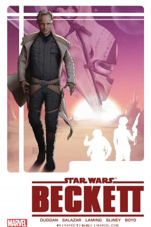 Star Wars: Beckett #1