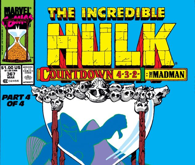 Incredible Hulk (1962) #367