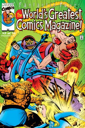 Fantastic Four: World's Greatest Comics Magazine #2
