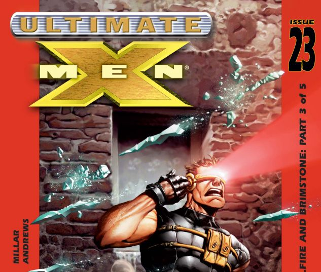 Ultimate X-Men (2001) #23