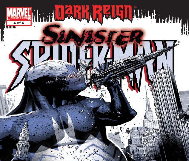 DARK REIGN: THE SINISTER SPIDER-MAN (2009) #4