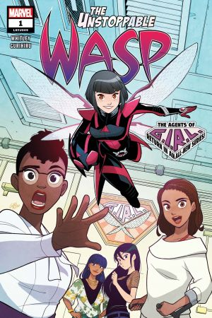 The Unstoppable Wasp (2018) #1