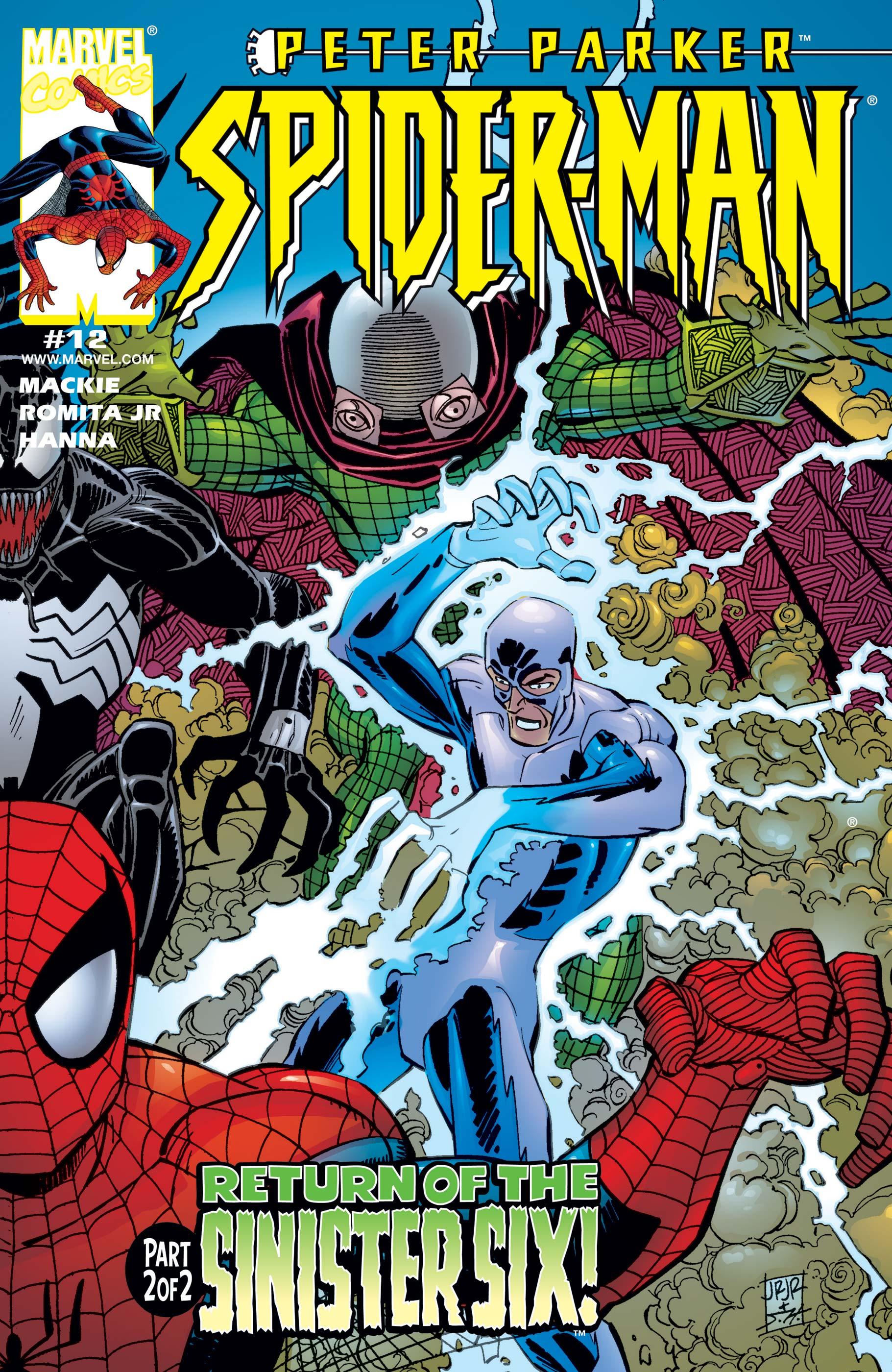 Peter Parker: Spider-Man (1999) #12