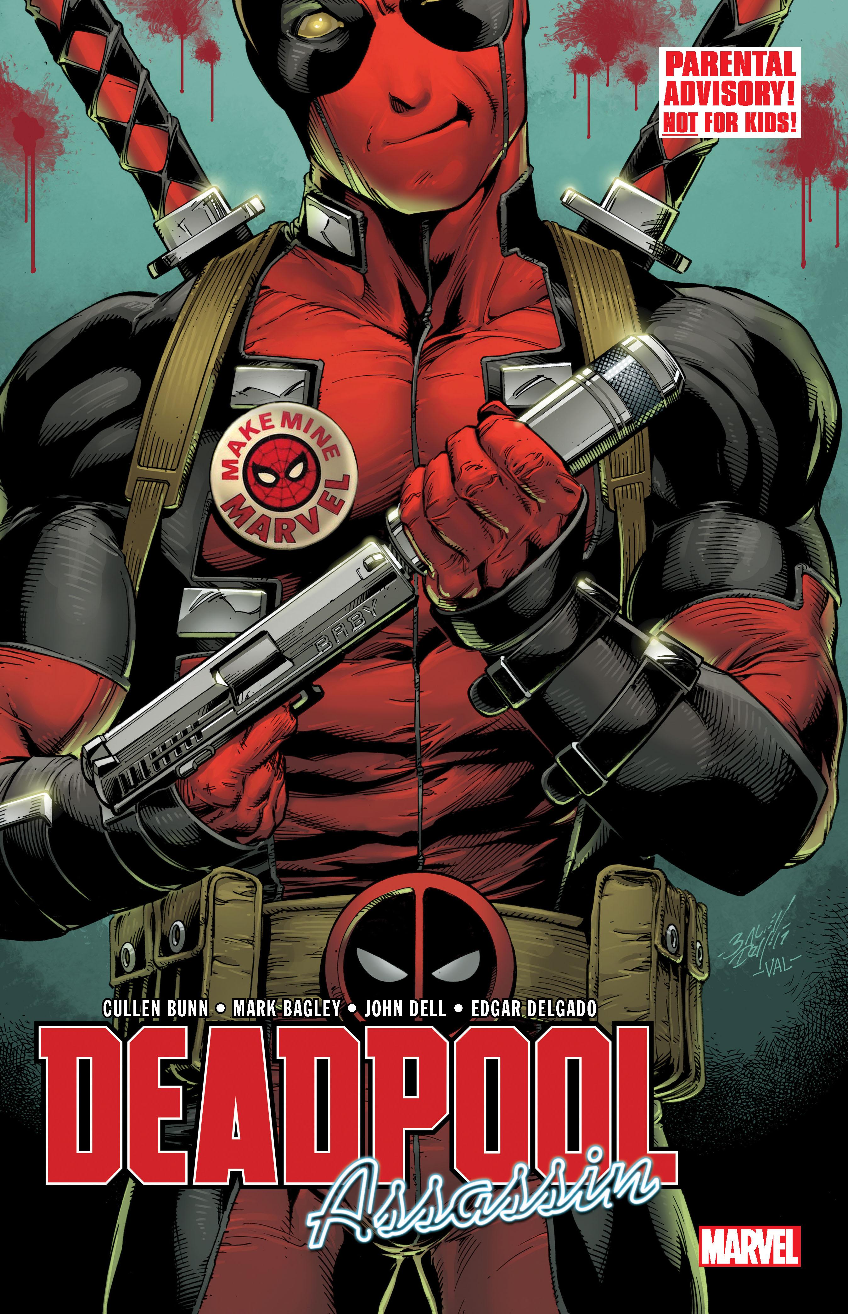 Deadpool: Assassin (Trade Paperback)