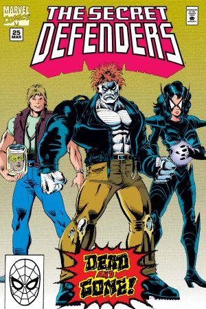 Secret Defenders #25
