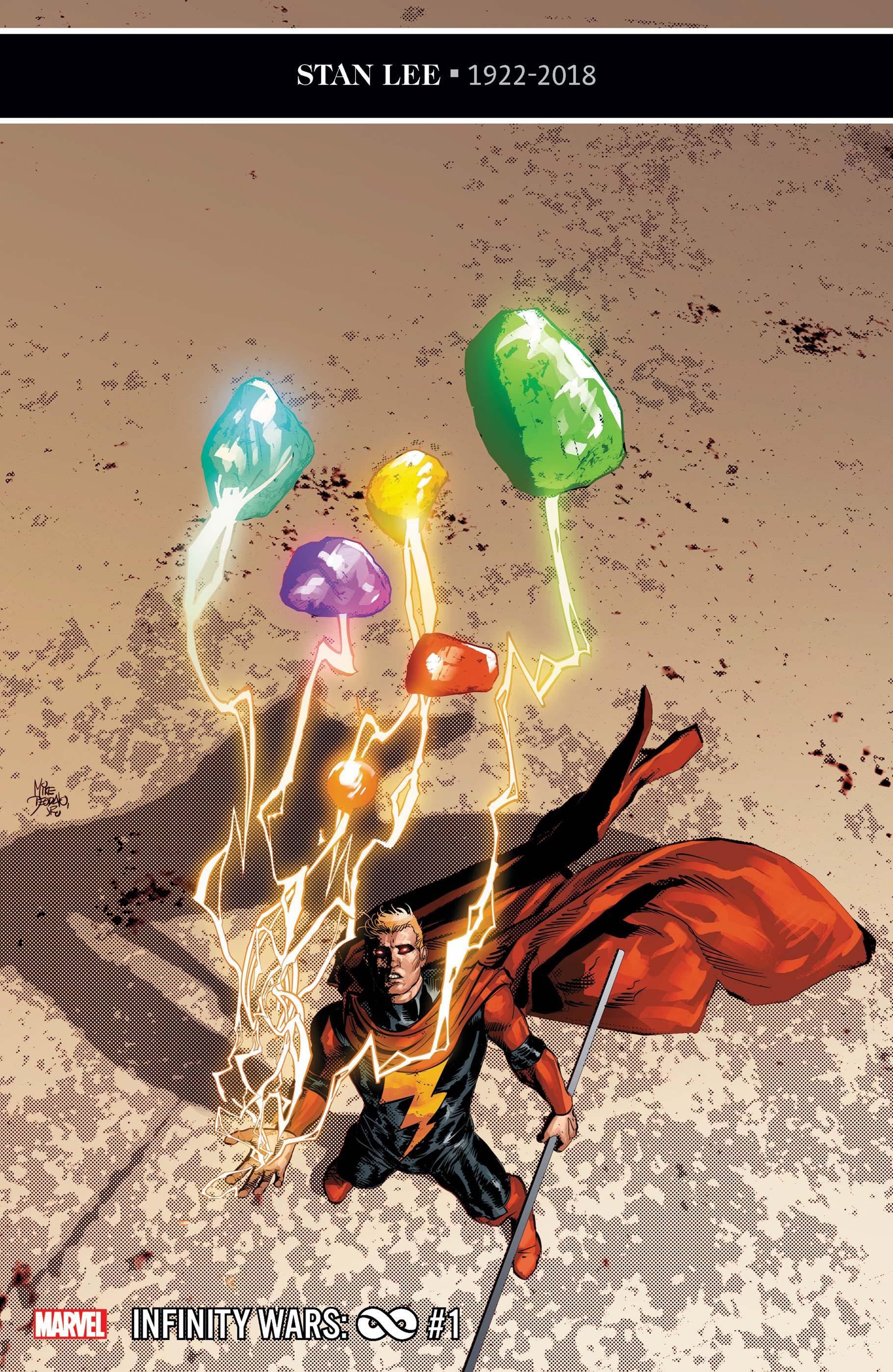 Infinity Wars: Infinity (2019) #1