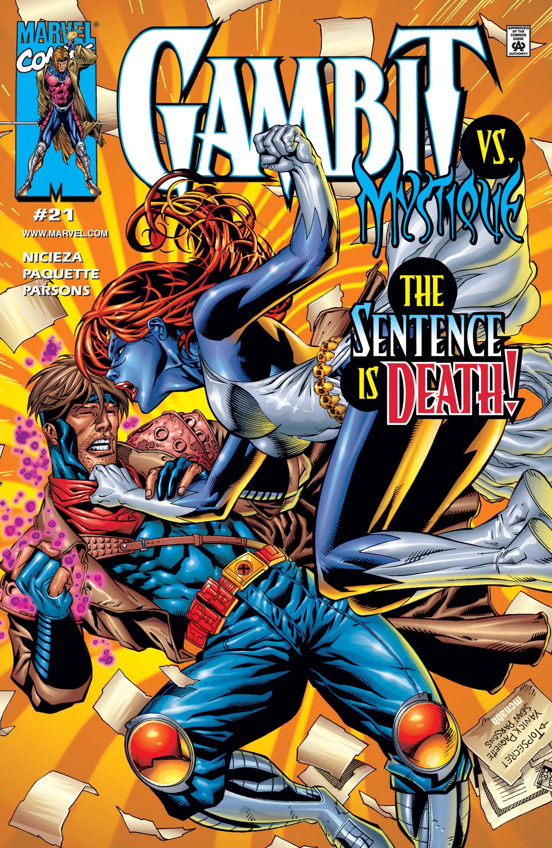 Gambit (1999) #21