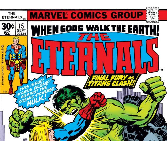 ETERNALS (1976) #15