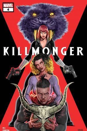 Killmonger (2018) #4