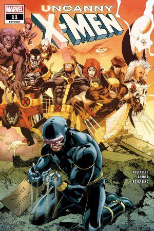 Uncanny X-Men (2018) #11
