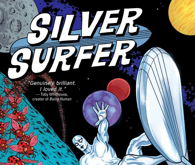 cover from Silver Surfer (2014)