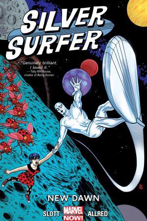 Silver Surfer Vol. 1: New Dawn (Trade Paperback)