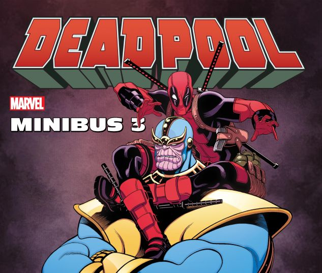 cover from DEADPOOL MINIBUS 3 HC (2019) #3