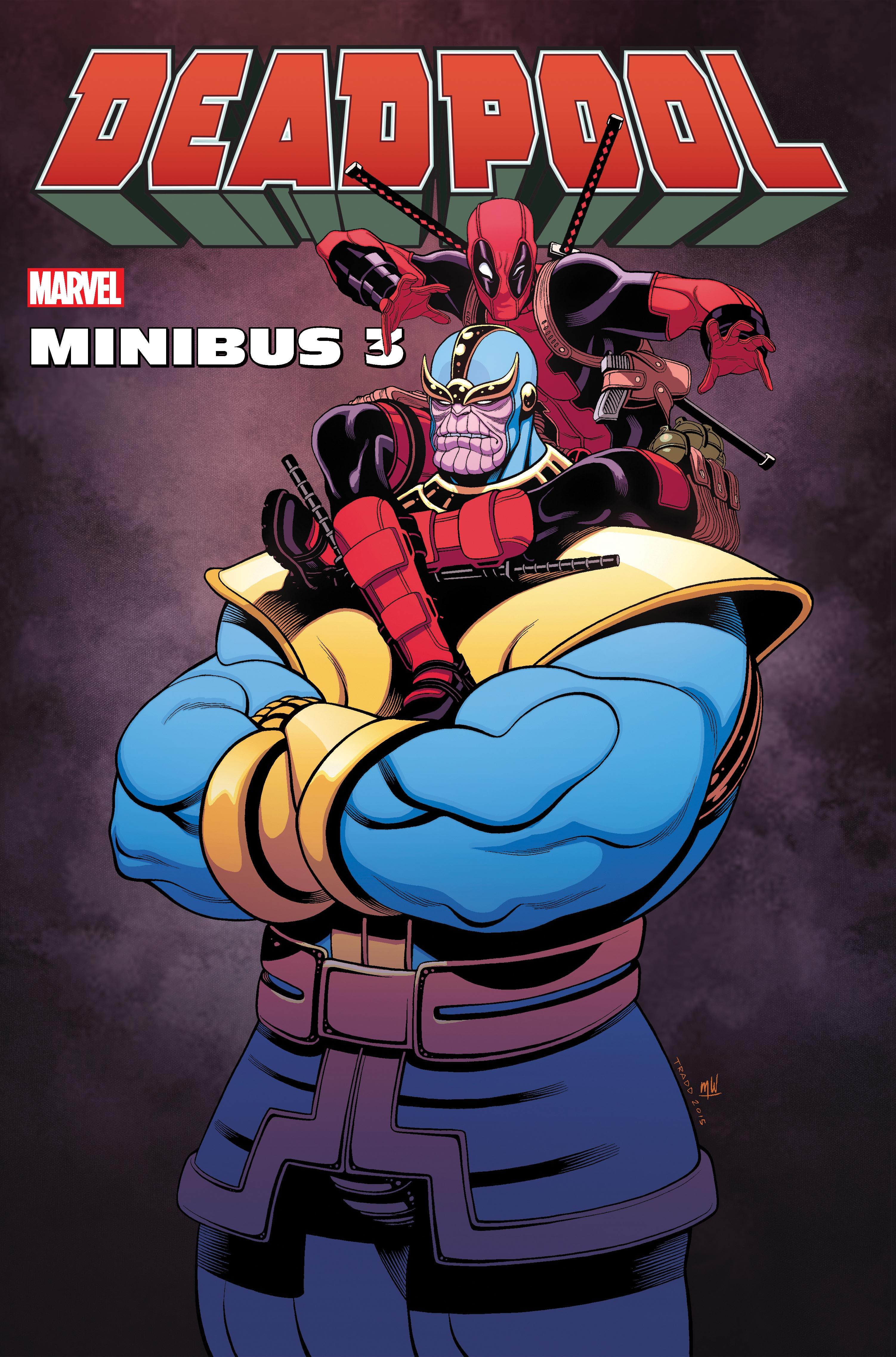 Deadpool Minibus 3 (Hardcover)