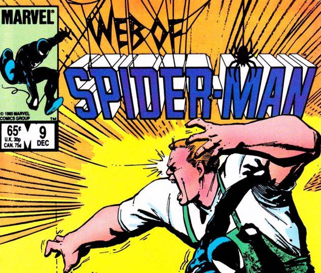Web of Spider-Man (1985) #9
