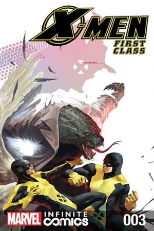 X-Men: First Class #3
