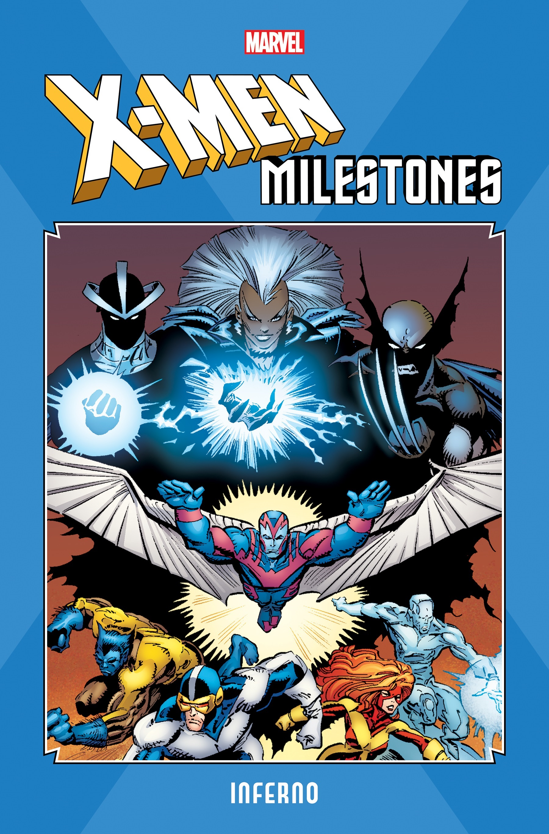 X-MEN MILESTONES: INFERNO TPB (Trade Paperback)
