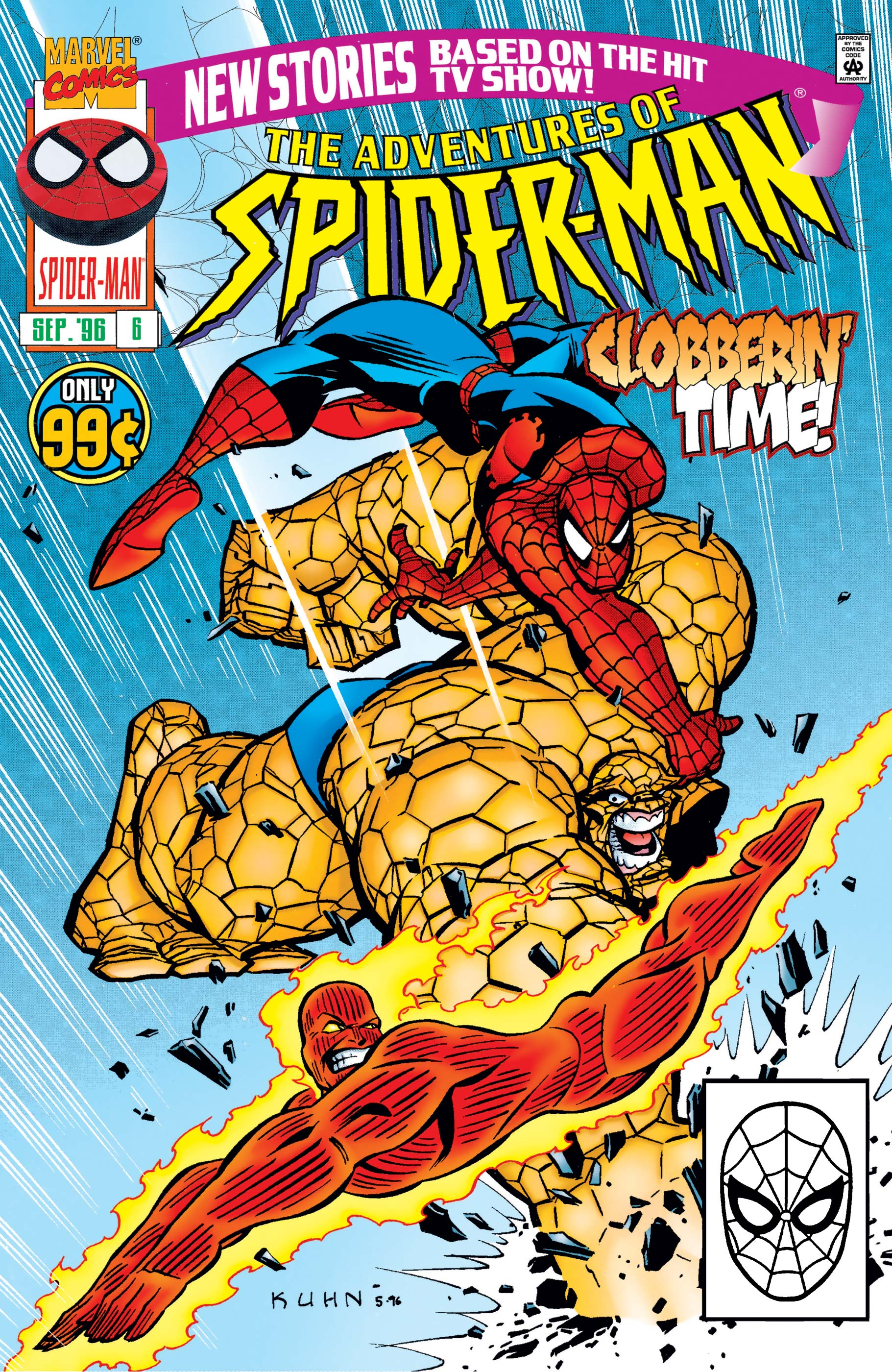 Adventures of Spider-Man (1996) #6
