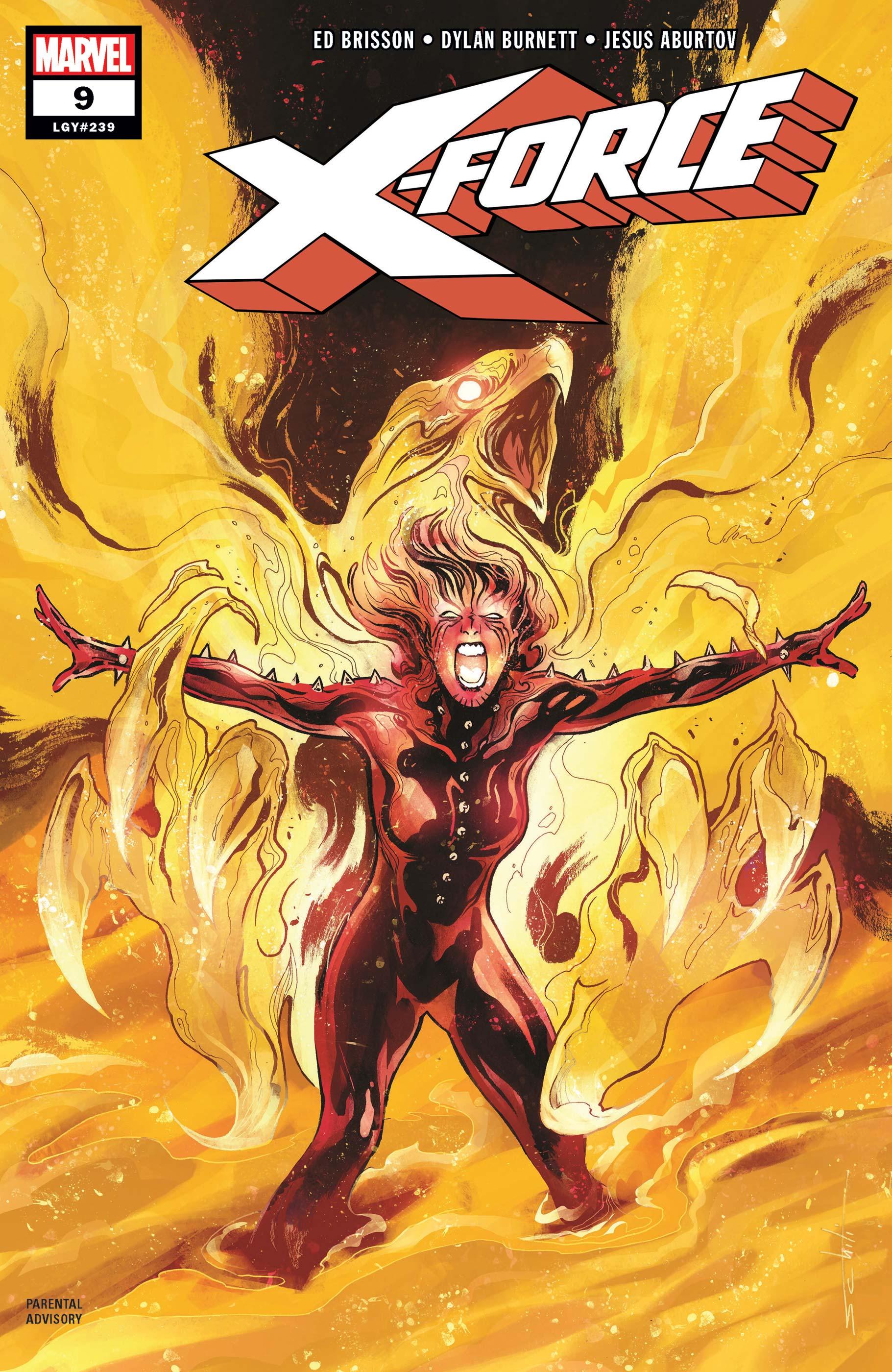 X-Force (2018) #9
