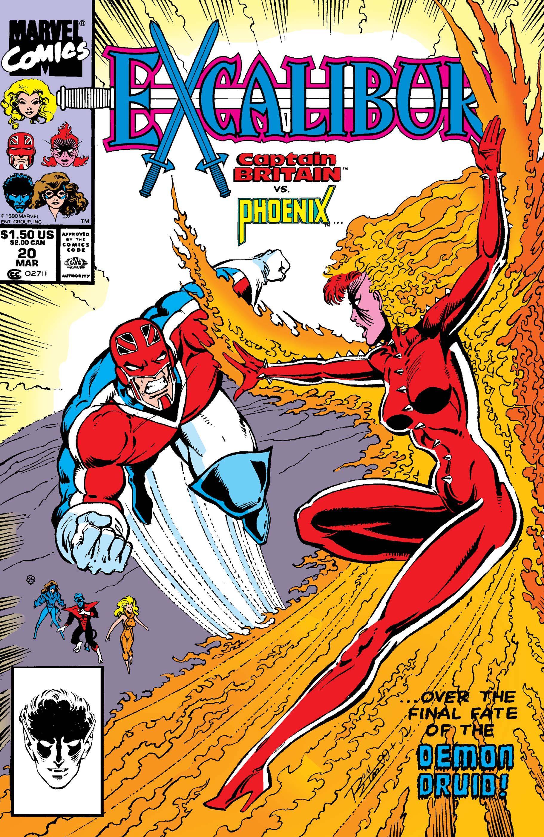Excalibur (1988) #20