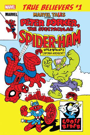 True Believers: Marvel Tails Starring Peter Porker, the Spectacular Spider-Ham (2019) #1