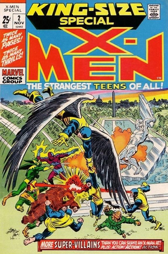 X-Men Annual (1970) #2