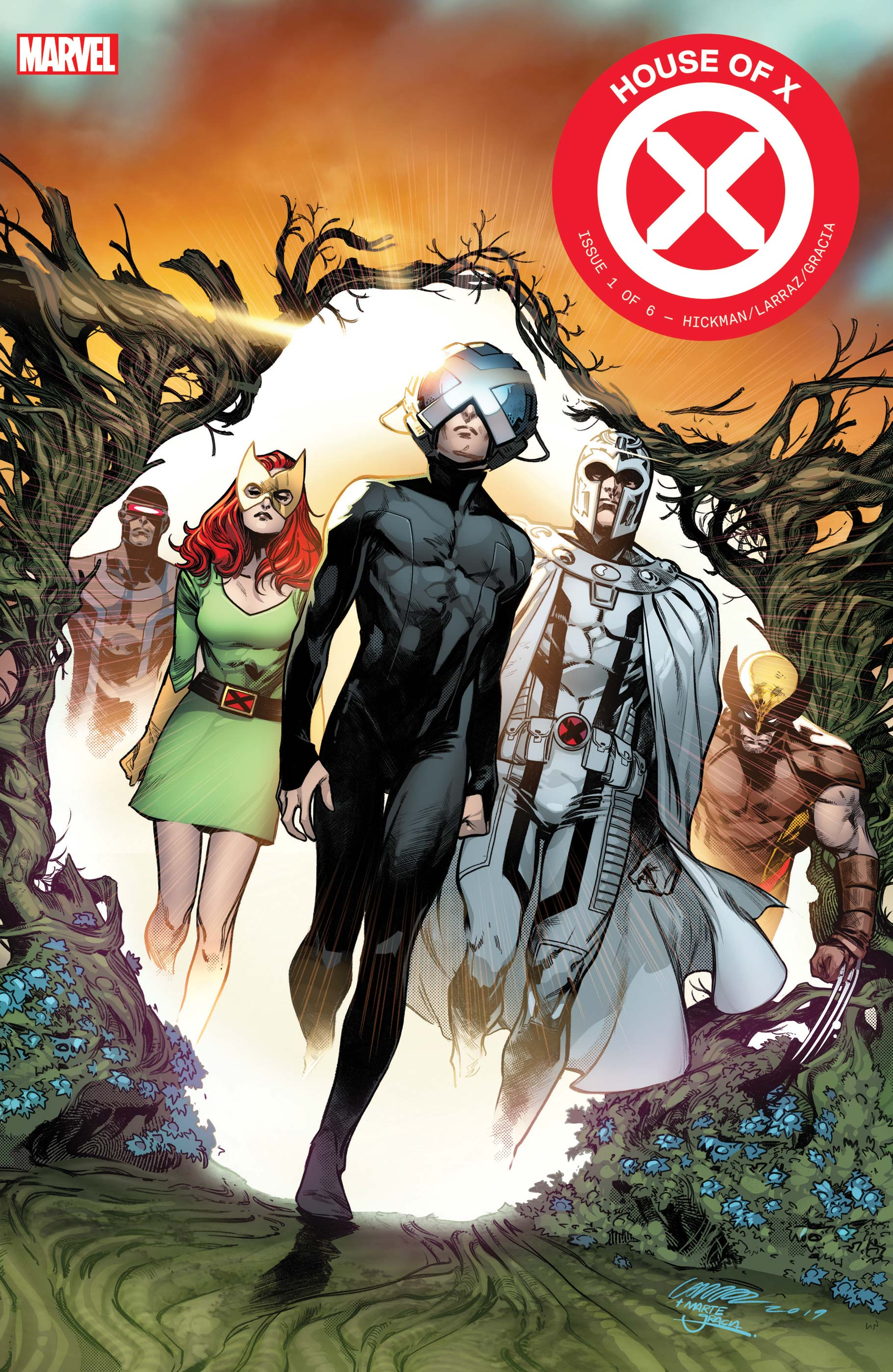 House of X (2019) #1