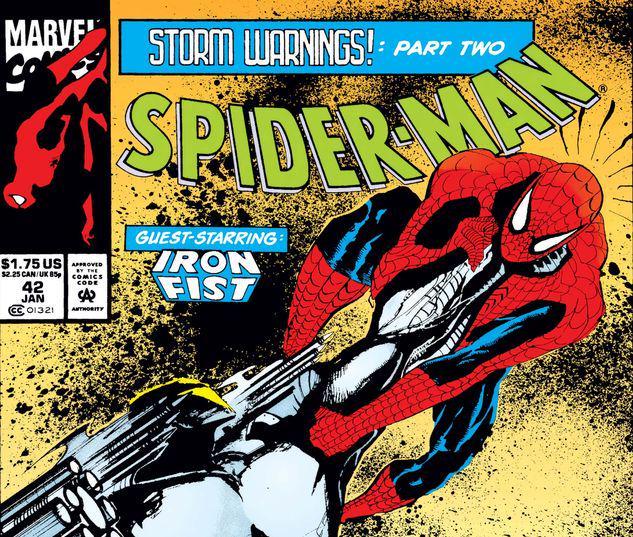 Spider-Man #42