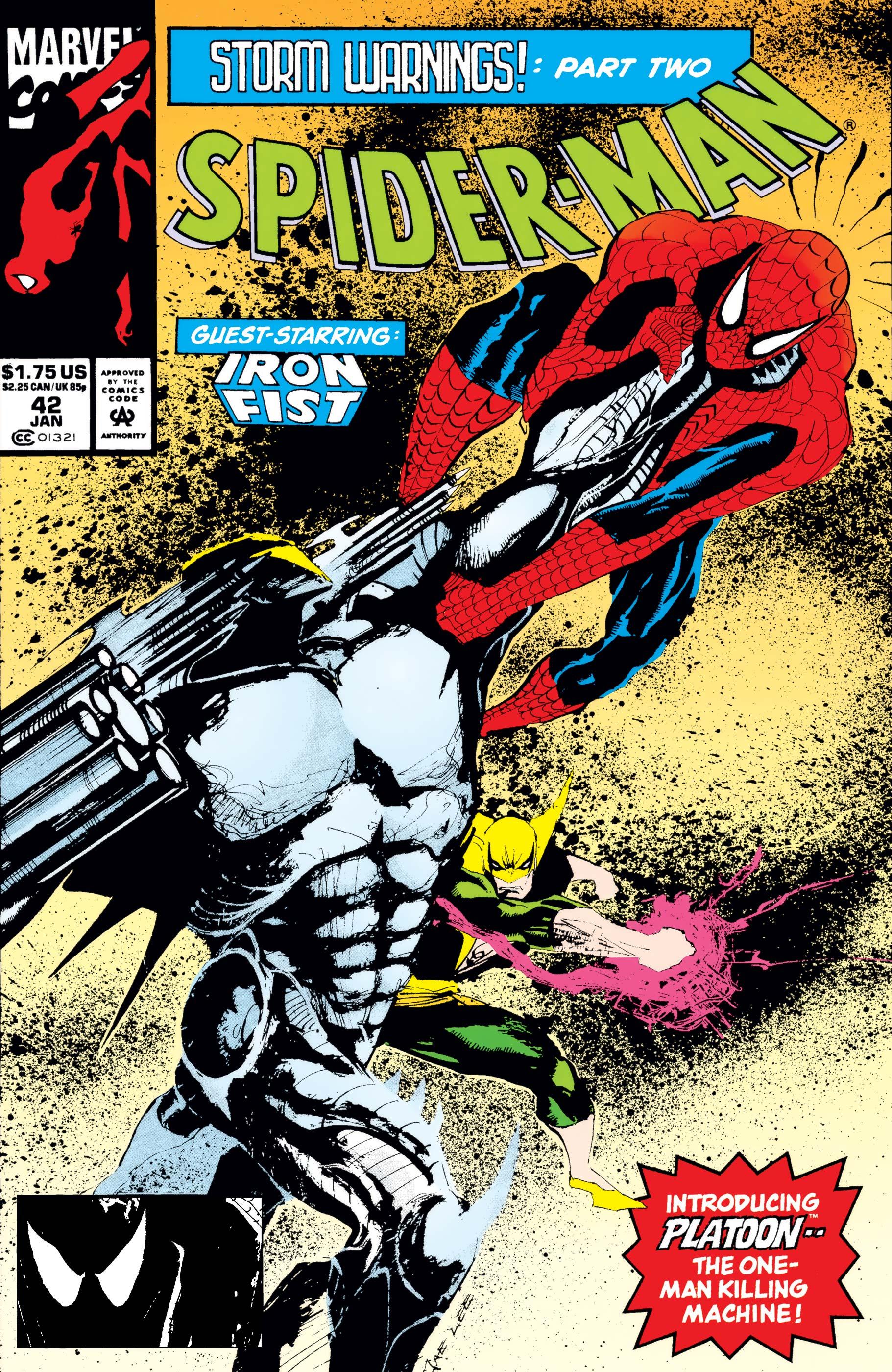 Spider-Man (1990) #42