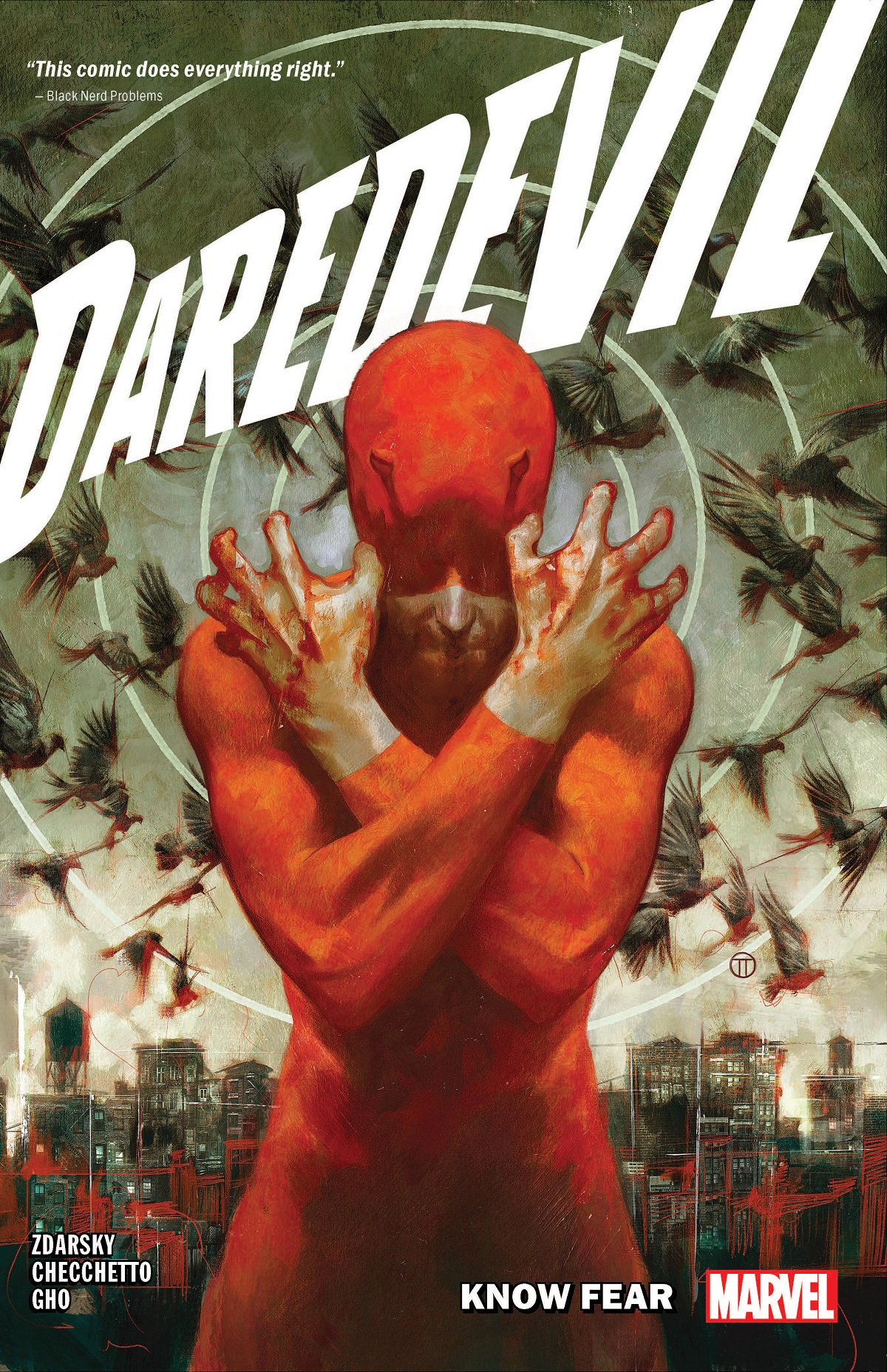Daredevil By Chip Zdarsky Vol. 1: Know Fear (Trade Paperback)
