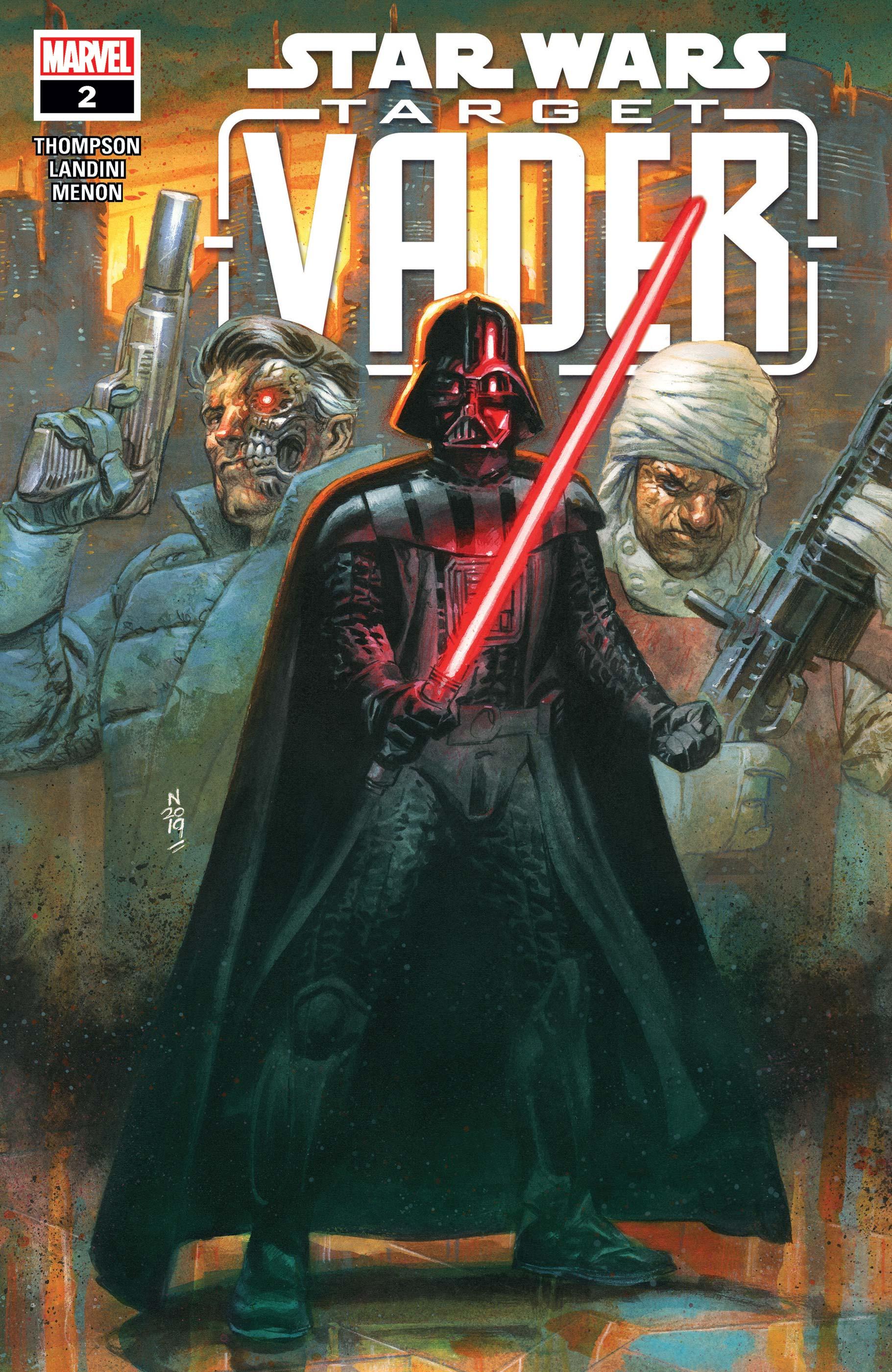 Star Wars: Target Vader (2019) #2