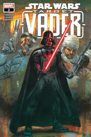 Star Wars: Target Vader #2