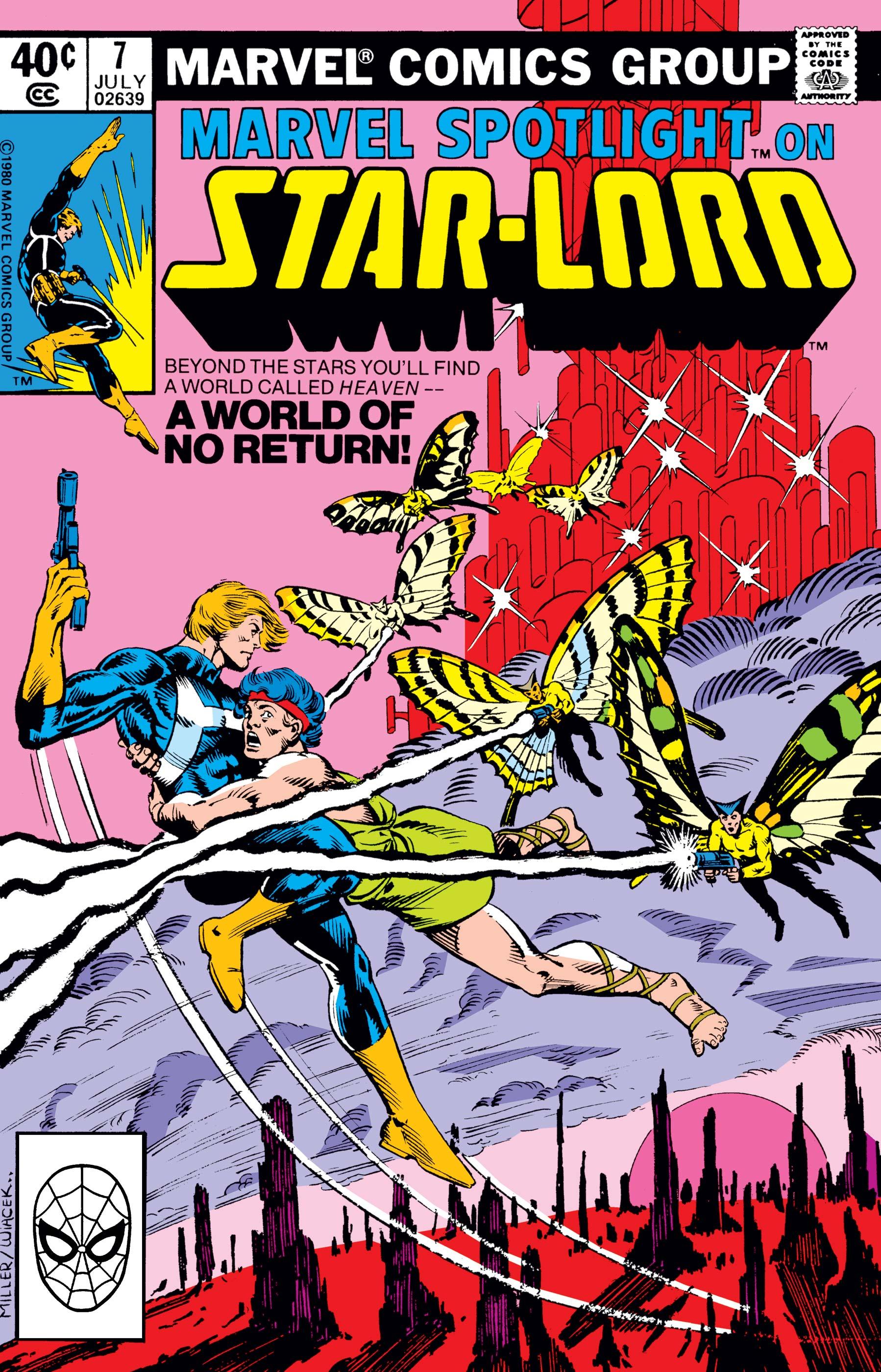 Marvel Spotlight (1979) #7