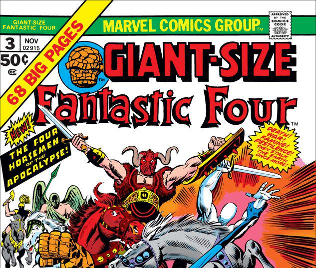 Giant-Size Fantastic Four #3