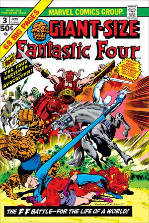 Giant-Size Fantastic Four (1974) #3