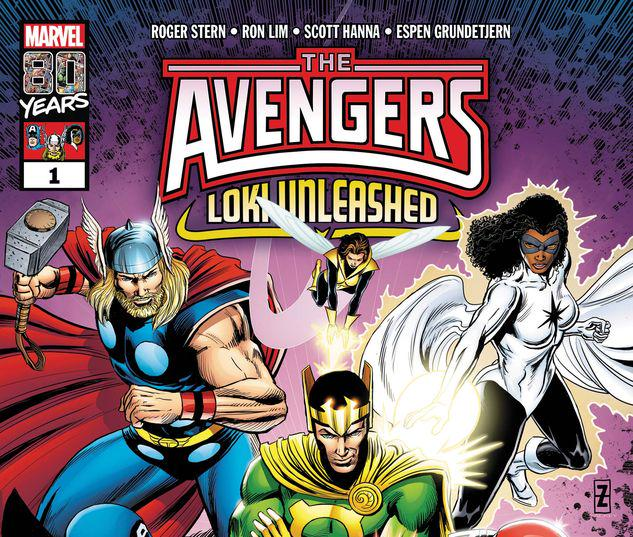 AVENGERS: LOKI UNLEASHED! 1 #1