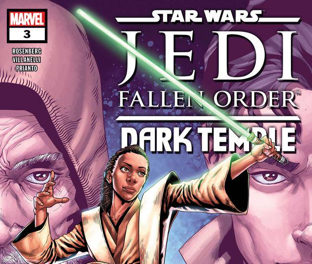 Star Wars: Jedi Fallen Order - Dark Temple #3
