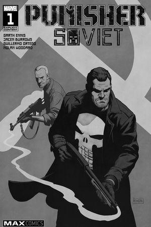 Punisher: Soviet (2019) #1