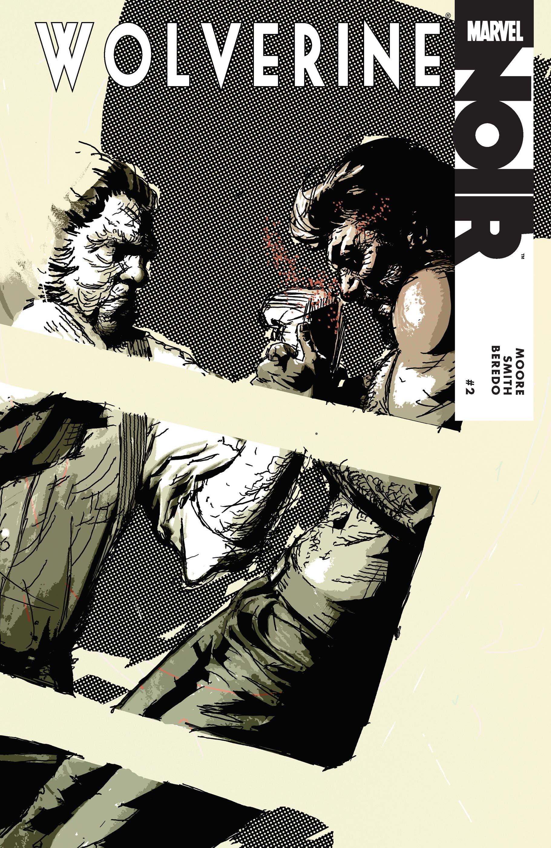 Wolverine Noir (2009) #2