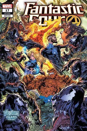 Fantastic Four (2018) #17 (Variant)