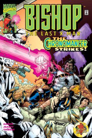 Bishop: The Last X-Man (1999) #3