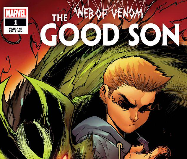 WEB OF VENOM: THE GOOD SON 1 SANDOVAL VARIANT #1