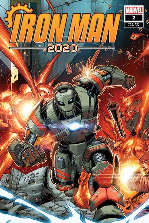 Iron Man 2020 (2020) #2 (Variant)