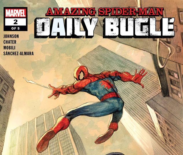 Amazing Spider-Man: The Daily Bugle #2